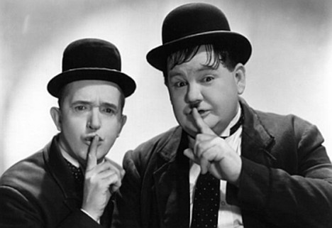 laurel et hardy shut