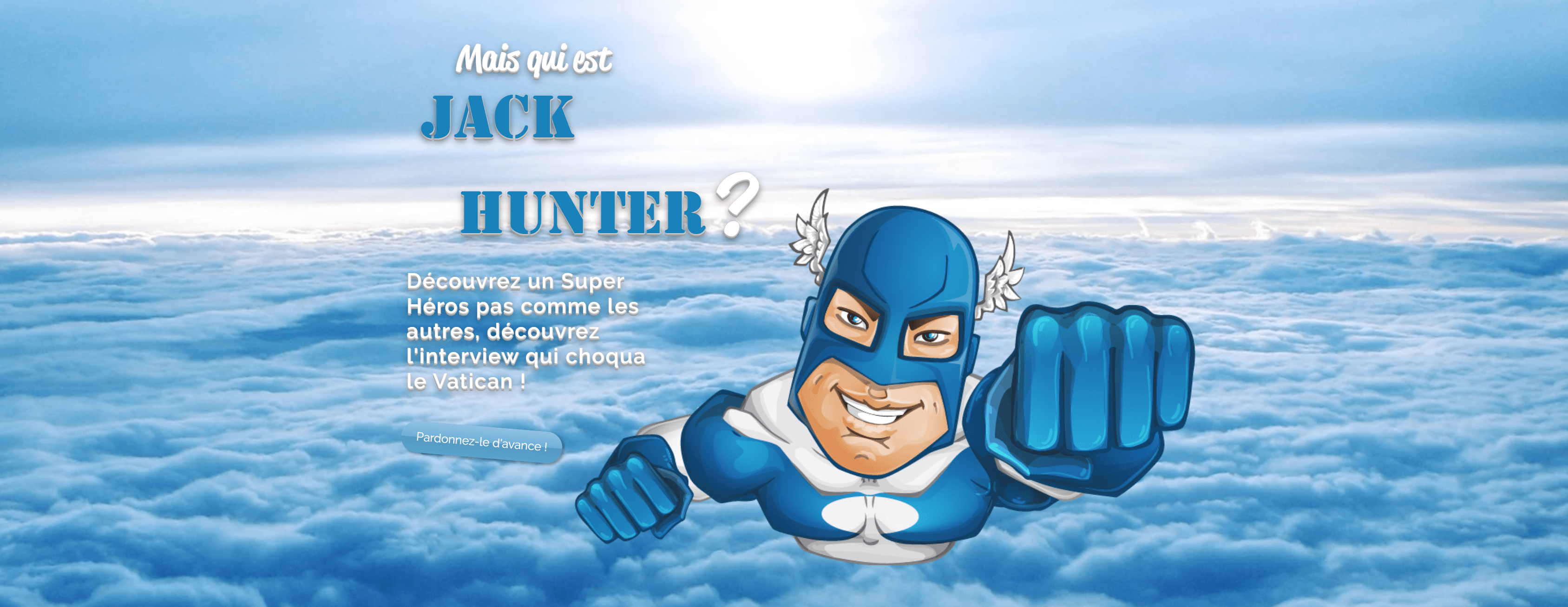 jack hunter site internet